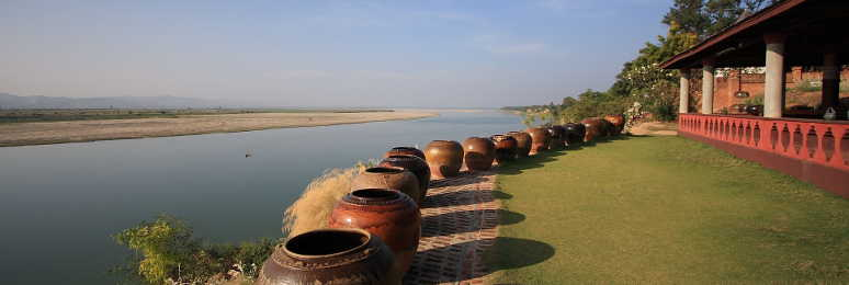 Ayeyarwaddy (Irrawaddy) River