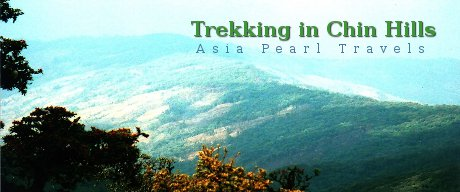 Trekking in Chin Hills. Asia Pearl Travels