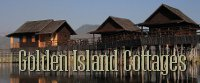 Golden Island Cottages in Inle, Myanmar