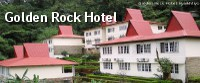 Golden Rock Hotel in Kyaikhtiyo