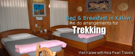 Bed and Breakfast in Kalaw. We do arrangements for Trekking.