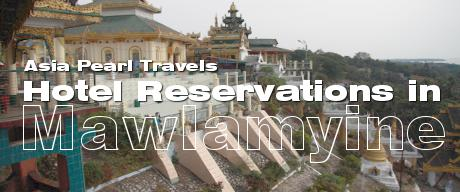 Book a hotel in Mawlamyine