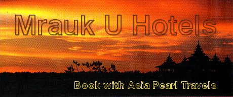 Book a hotel in Mrauk U