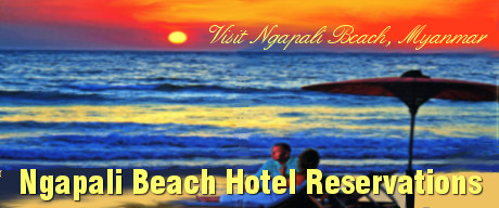 Ngaplai Beach Hotel Reservations