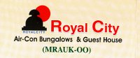 Royal City Hotel in Mrauk U