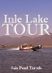 Inle Lake Tour. Asia Pearl Travels.
