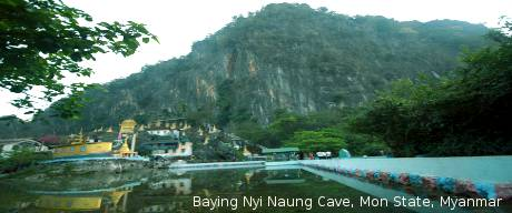 Baying Nyi Naung Cave
