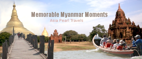 memorable Myanmar Moments.