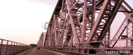 Sagaing Bridge