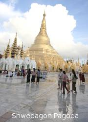A Walk to Remember Shwedagon