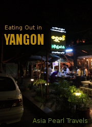 Wine and Dine in Yangon